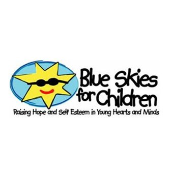 Blue Skies for Children Logo 300x