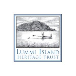 Lummi Island Heritage Logo