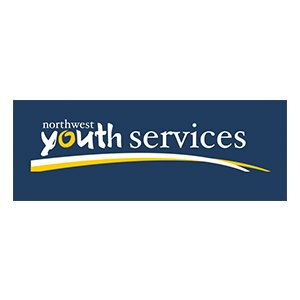 North west youth service logo