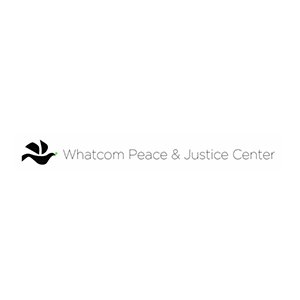 Whatcom Peace and Justice Logo 300x